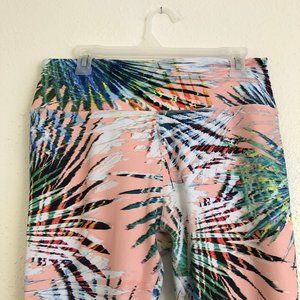 Fabletics Pants - Fabletics High Waisted Powerhold 7/8 Marbella Sz L